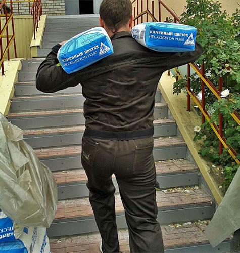 Доставка строительных материалов на заказ в Ижевске