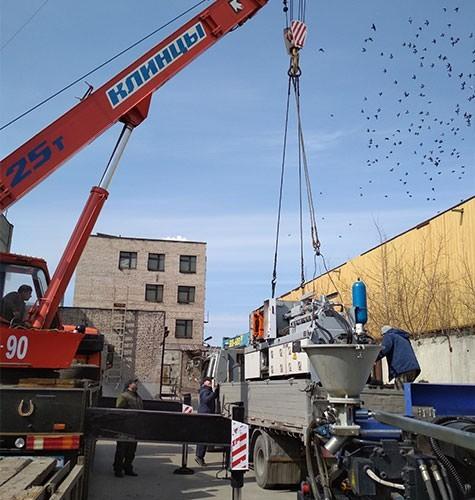 Перевозка промышленного оборудования в Ижевске