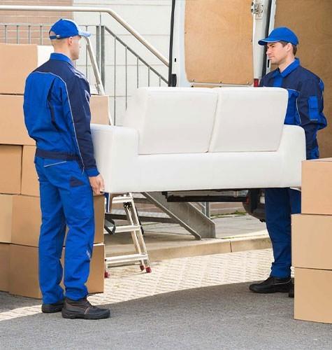 Профессиональная перевозка мебели с грузчиками в Ижевске