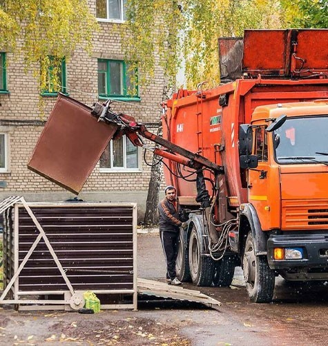 Услуги по вывозке мусора в Ижевске