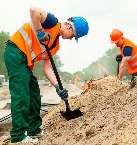 Услуги подсобных рабочих в Ижевске