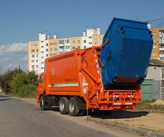 Вывоз мусора в Ижевске и Удмуртской Республике