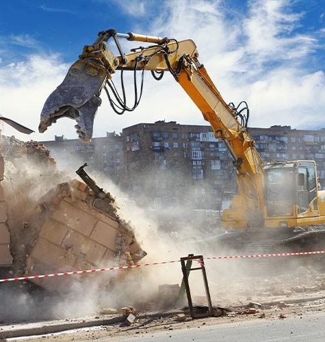 Услуги демонтажа в Ижевске